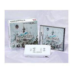 Nintendo DS Lite - Final Fantasy III Crystal Edition