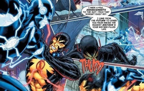sejarah asal-usul Future Flash dan kekuatannya