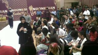 alhamdulillah, acara indonesia model dihentikan langsung oleh walikota banda aceh