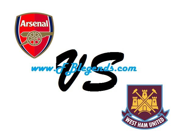 مشاهدة مباراة ارسنال ووست هام يونايتد بث مباشر الدوري الانجليزي بتاريخ 13-12-2017 يلا شوت west ham united vs arsenal fc