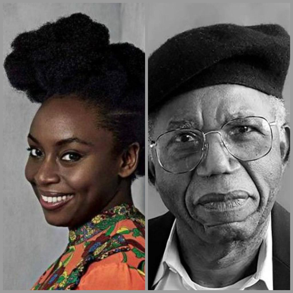 Things Fall Apart Author: Chimamanda Adichie's Americanah & Chinua Achebe's Things