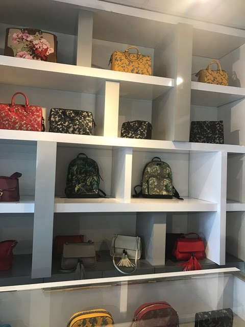 size 40 b8dad 38d0f Madison Avenue Spy: What You'll Find at the Gucci Outlet in ...