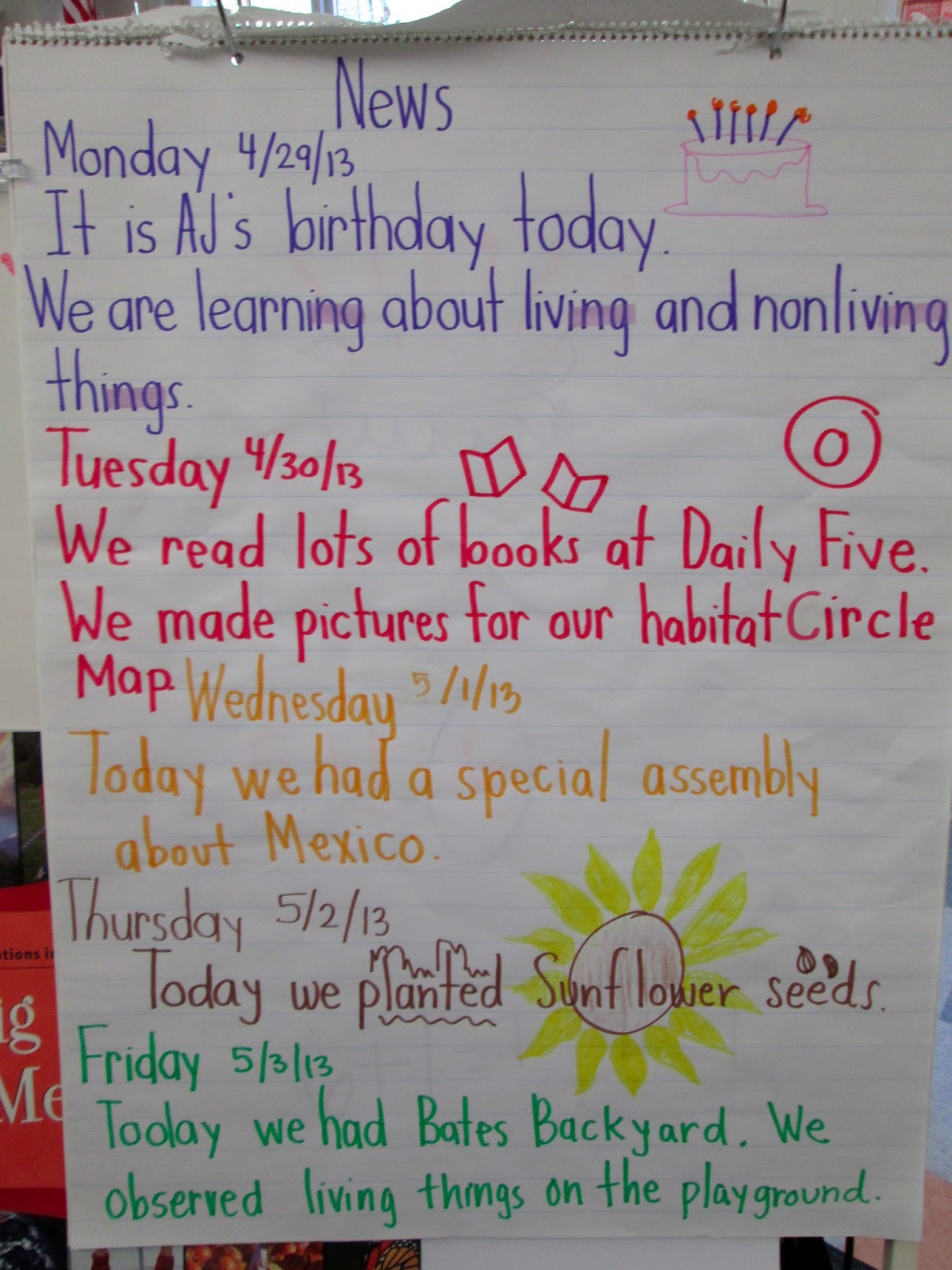 Joyful Learning In Kc Shared Writing And Shared Reading