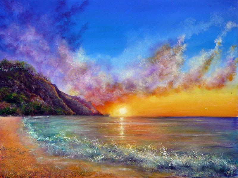 Ann Marie Bone. Artista independiente, con una gran pasión por los colores vibrantes. Sus especialidades son imágenes únicas pintadas sobre lienzo, en aceites y acrílicos.