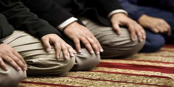 بحث حول الصلاة
