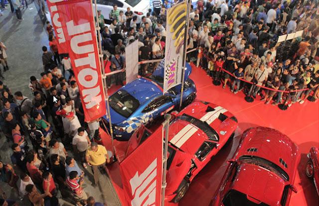 Manila International Auto Show 2016