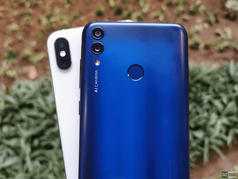 iPhone XS vs HONOR 8C Camera Comparison - Can a budget phone compete?