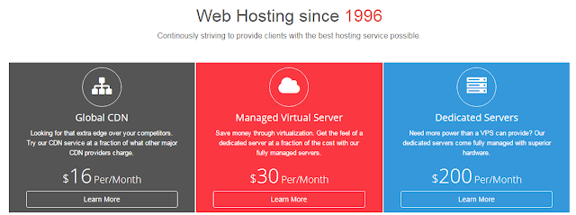 Managed Dedicated Servers and VPS Hosting- M3Server Review