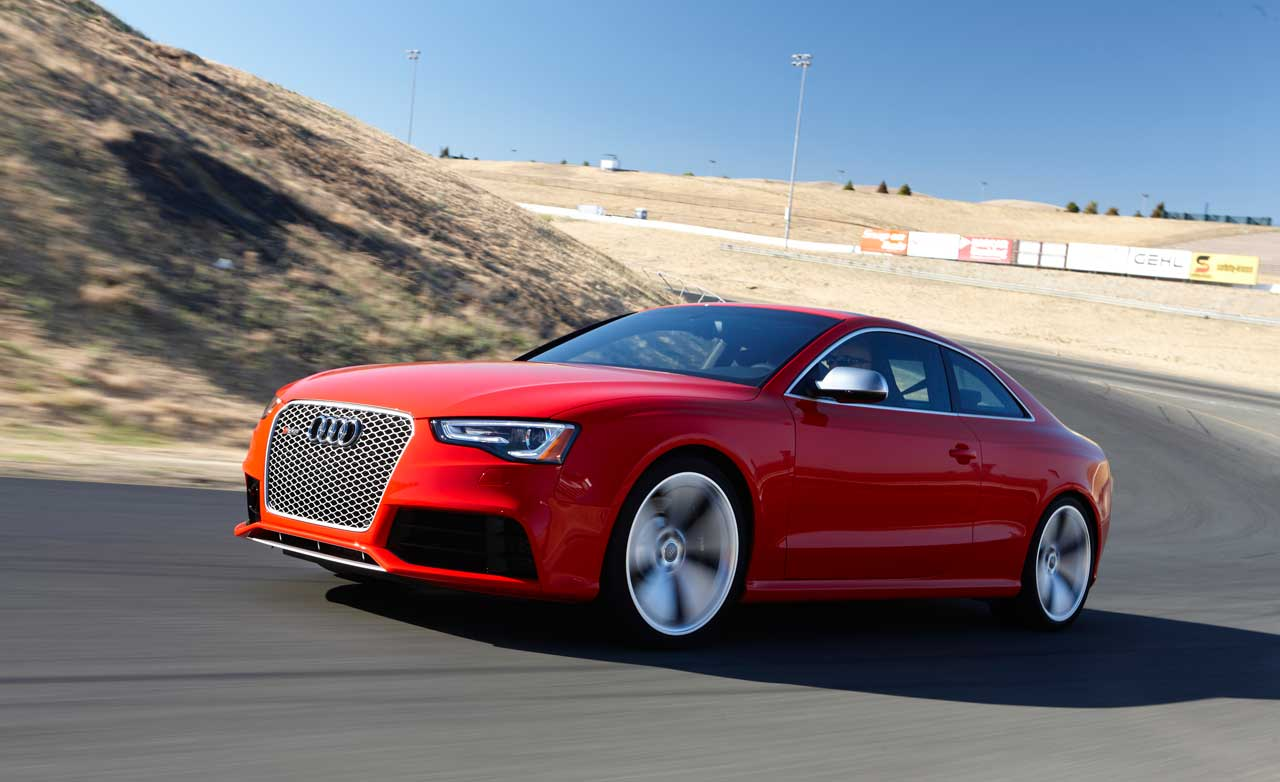 World Of Cars: Audi rs5