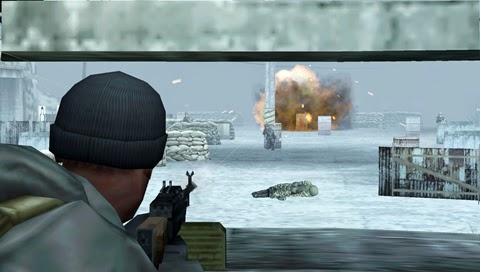 So Us Navy SEALs Fireteam Bravo PSP