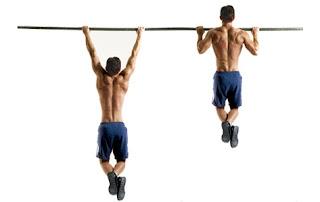 Cara meninggikan badan dengan latihan pull up