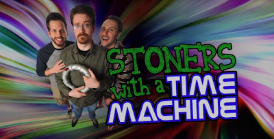Hustlebot Presents: Stoners with a Time Machine