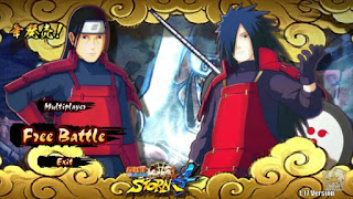 Download Naruto Senki Mod By Hendra v3 Apk