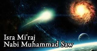 Buat Apa Memperingati Isra' Mi'raj Nabi Muhammad Saw?
