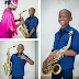 2face Idibia's first son, Nino is so grown..and working on his music talent