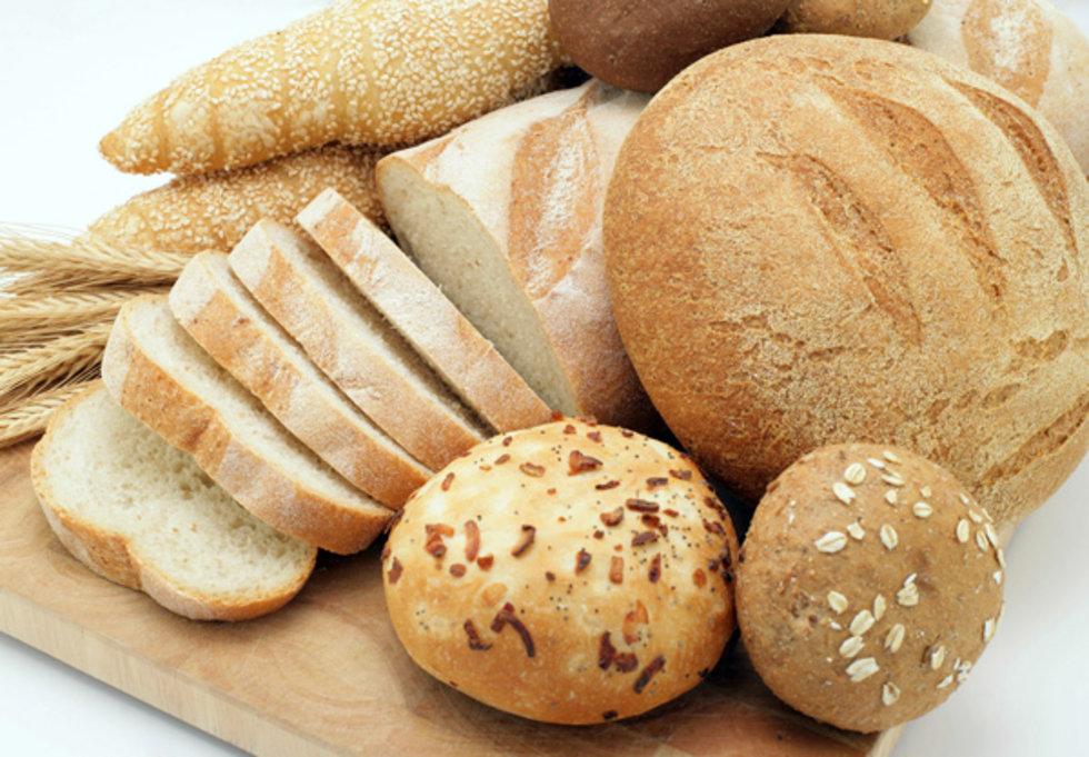 Quitar el pan de la dieta