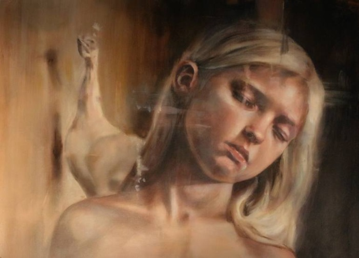 Бельгийский художник. Kris Coolens