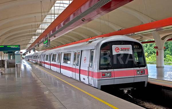 BÍ QUYẾT ĐI TÀU ĐIỆN NGẦM MRT Ở SINGAPO
