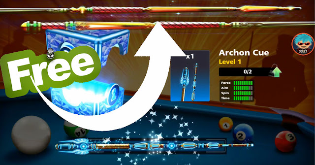 Archon Cue 8 ball pool