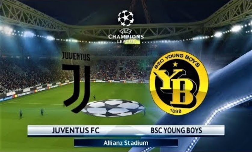 Dove Vedere JUVENTUS-Young Boys Streaming Video Diretta Online | Calcio Champions League