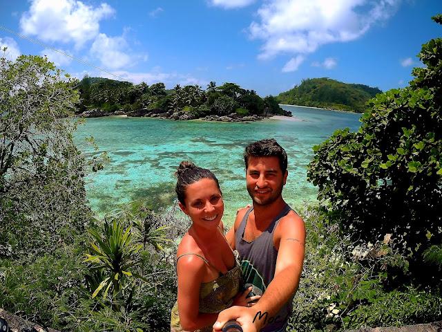 itinerario seychelles