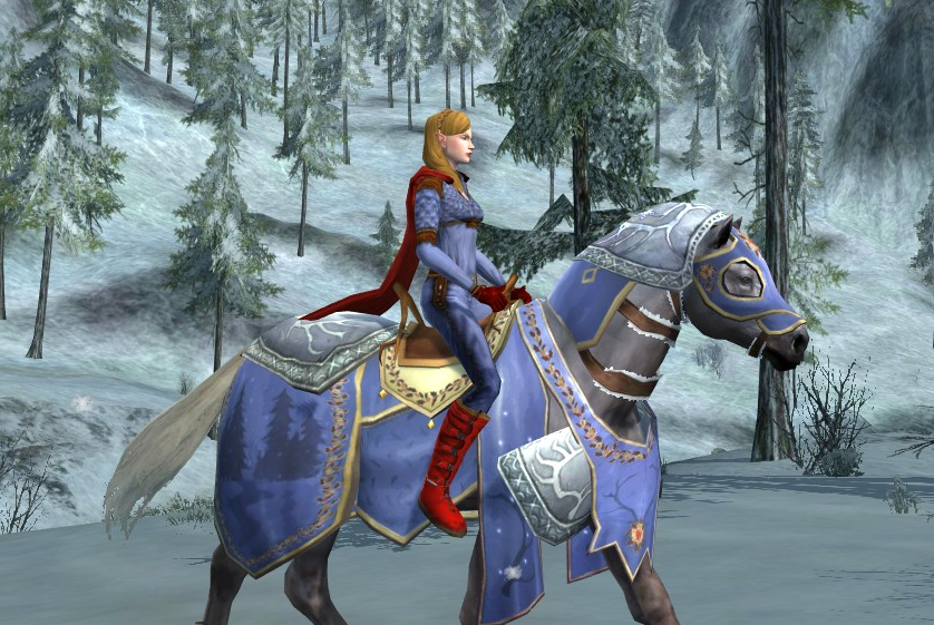 Supergirl of Lorien: All the Steeds