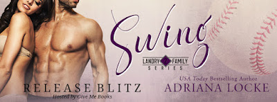 Swing by Adriana Locke- Release and Review