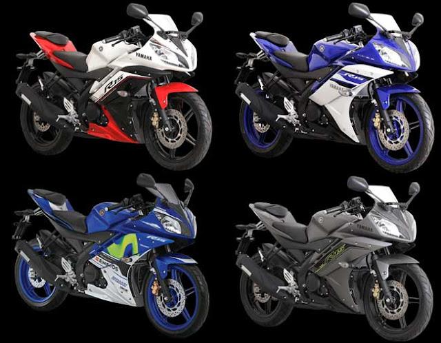Spesifikasi dan Harga Yamaha YZF R15 Terbaru: Spesial Edition Bro!