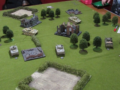 Tanks skirmish game essex gamers seems