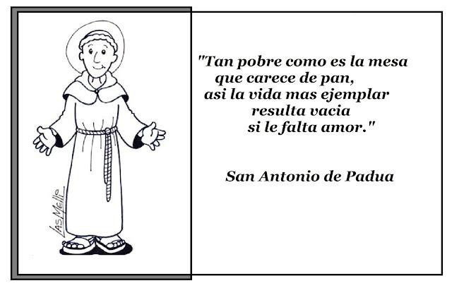San Antonio En Dibujos Animados: La Catequesis (El Blog De Sandra): Recursos Catequesis San