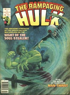 Rampaging Hulk #7