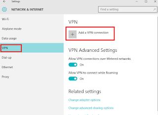 cara menggunakan vpn di android komputer tanpa root terbaru 2017