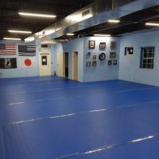 Greatmats Martial Arts Roll Out Mats Mojukai Karate Kobudo