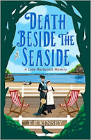 Death Beside the Seaside by T E Kinsey (Book cover)