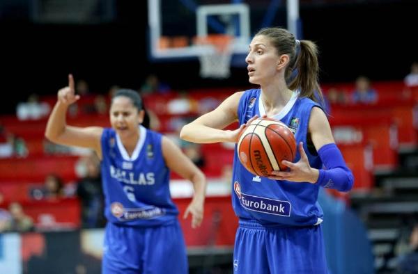 ΕΟΚ, Εθνική Γυναικών | Σπυριδοπούλου: «Να συνεχίσουμε την καλή πορεία»