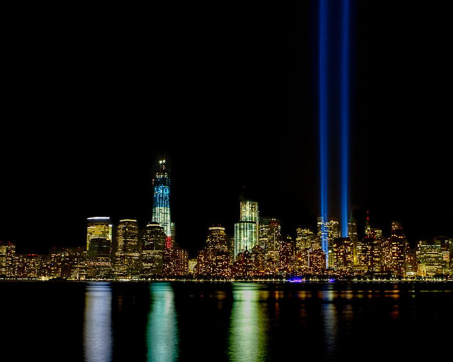 29. Tribute to 9-11 by Kelly & Robert Walters