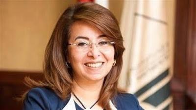 الدكتورة غادة والي - وزيرة التضامن الاجتماعي