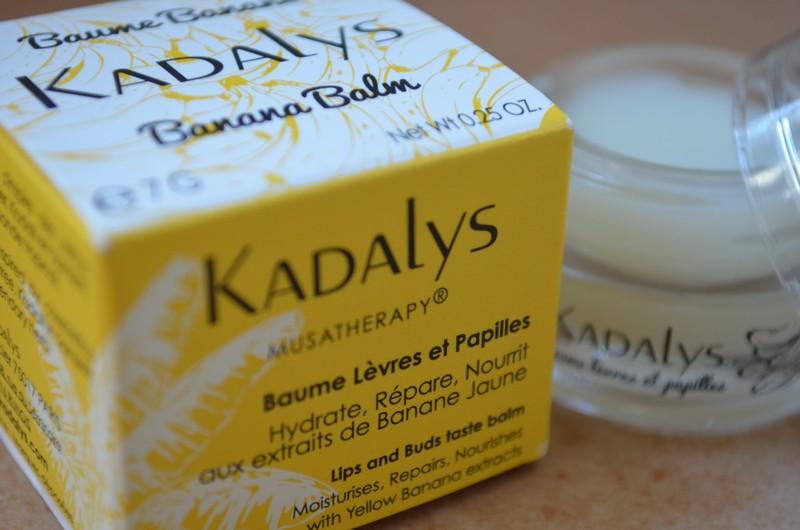 baume Kadalys Lèvres et papilles