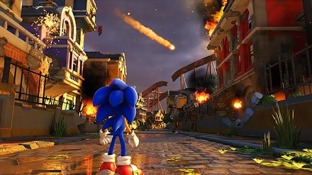 ديمو لعبة Sonic Forces المتوفر باليابان لن يصدر في أوروبا