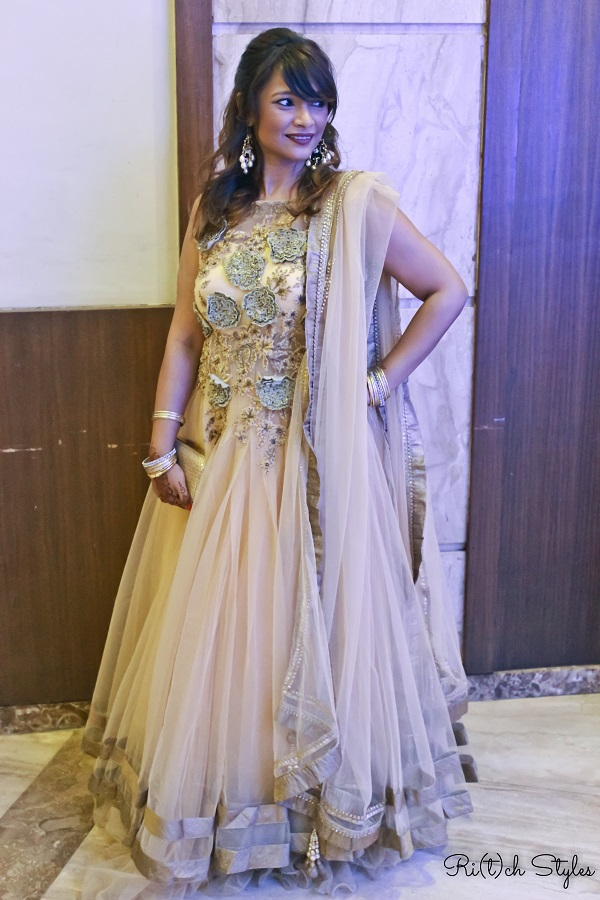 412f6665a21e The lehenga is an irreplaceable part of any Indian wedding. I can't survive  any wedding without donning one. Over the years I have experimented with ...