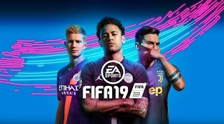 Download FTS 19 Mod FIFA 2019 v1 Apk Data Obb for Android