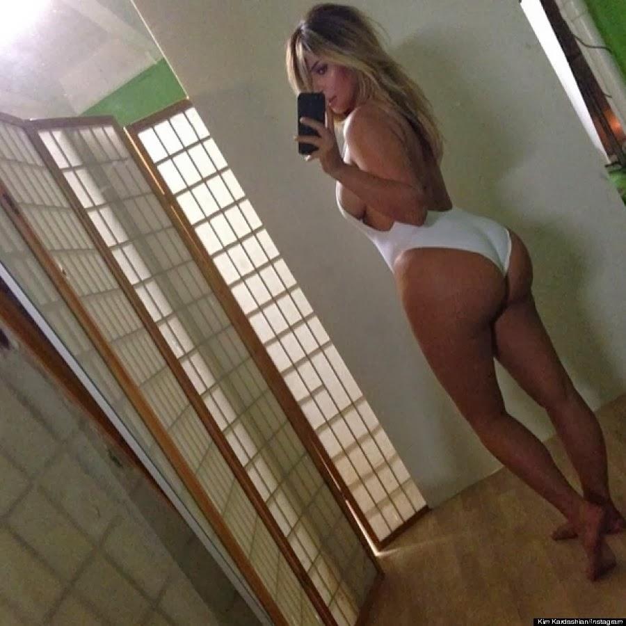 Pictures Of Kim Kardashian S Butt 41