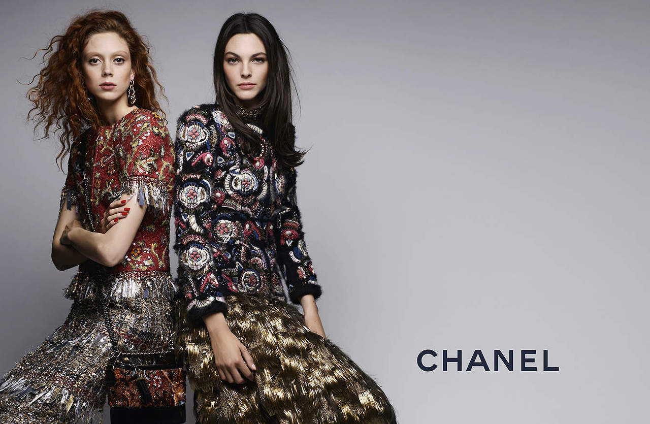 Chanel's Paris Cosmopolite Métiers d'Art Collection Campaign and Video