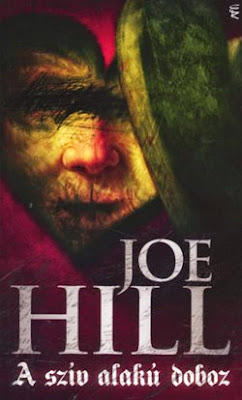 Joe Hill – A szív alakú doboz könyves vélemény, könyvkritika, recenzió, könyves blog, könyves kedvcsináló