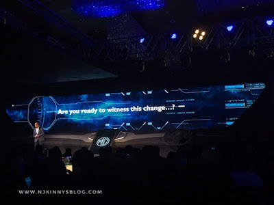 #MGHector: The Internet Car - is unlike any Indian SUV and here is why!- Njkinny's Blog