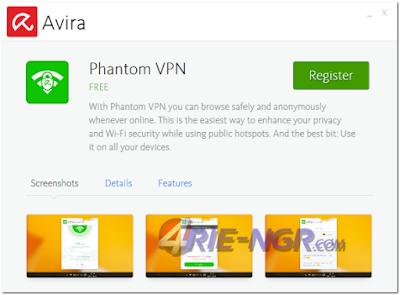 Avira Phantom Vpn Pro 2.6.1.20906 Full