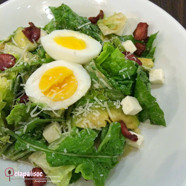 Avocado e L'uovo Salad from Italianni's Breakfast Menu PH