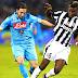 Bursa Taruhan Bola | Duel Tim Papan Atas Serie A Napoli Vs Juventus
