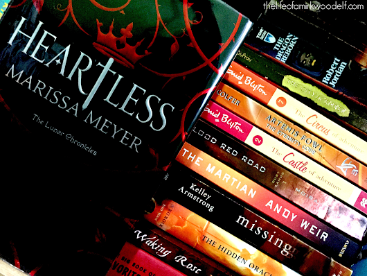 Heartless by Marissa Meyer || This Book Crushed My Poor Heart
