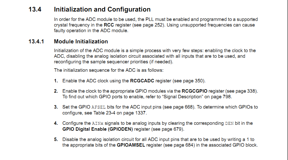 TM4C123GH6PM(TIVA C SERIES TM4C123G Evaluation Kit) ADC_0
